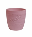 """Nao by Lladro Porcelain """"Votive candle holder (pink)"""" Figurine"""