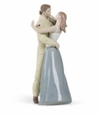 "Nao by Lladro Porcelain ""Welcome home"" Figurine"