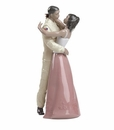 """Nao by Lladro Porcelain """"Welcome Home (Treasured Memories)"""" Figurine"""