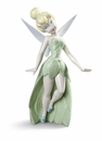 Nao by Lladro Tinker bell Disney Collection Figure