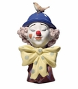 "Nao Porcelain ""A clown's friend"" Figurine by Lladro"