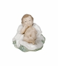 """Nao by Lladro Porcelain """"Baby Jesus"""" Figurine"""