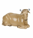 "Nao by Lladro Porcelain ""Calf"" Cow Figurine"
