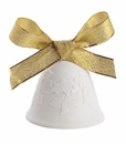"""Nao by Lladro Porcelain """"Christmas bell"""" Figurine"""