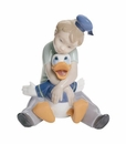 "Nao by Lladro Porcelain ""Daydreaming wlth Donald"" Figurine"