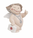 "Nao by Lladro Porcelain ""Get well soon"" Figurine"