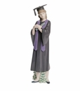 Nao by Lladro Porcelain Graduation Female Figurine