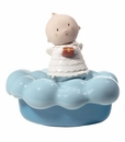 "Nao by Lladro Porcelain ""Little angel (box)"" Figurine"