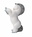 """Nao by Lladro Porcelain """"Rearing pony"""" Figurine"""