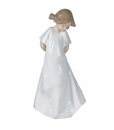 "Nao by Lladro Porcelain ""So shy"" Figurine"