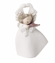 "Nao by Lladro Porcelain ""String melody"" Figurine"