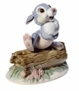 """Nao by Lladro Porcelain """"Thumper"""" Figurine"""