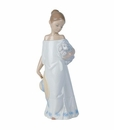 "Nao by Lladro Porcelain ""Together in the countryside"" Figurine"