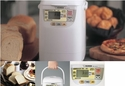 NEW! Zojirushi Home Bakery Mini Breadmaker 1 lb 8 x 10 x 12""