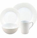 Nikko China Fretwork 4 Piece Dinnerware Place Setting