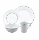 Nikko China Perennial Vine 4 Piece Dinnerware Place Setting