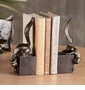 Nosy Squirrel Bookends by SPI Home
