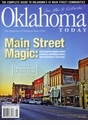 Oklahoma Today Magazine - January / February 2010