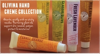 Olivina Hand Cream 1 oz Tube (Choose your Fragrance)