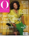 "Oprah Magazine ""The O List"" - November 2011"