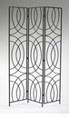 Orb Room Divider Iron Old World by Cyan Design