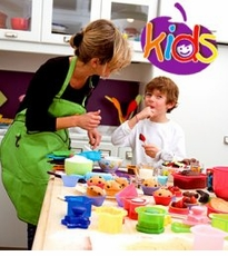 Orka Mastrad Kid's Cooking Collection