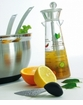 Orka Vinaigrette Mixer - Clear
