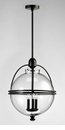 Ornamental Ball Iron Pendant Light by Cyan Design