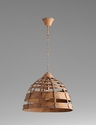 Palma One Light Iron Pendant Light by Cyan Design