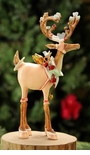 Patience Brewster Dashaway Cupid Reindeer Ornament