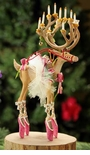 Patience Brewster Dashaway Dancer Reindeer Ornament