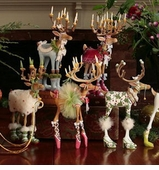 Patience Brewster Dashaway Reindeer Figures & Ornaments