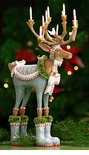 Patience Brewster Krinkles Dash Away Reindeer Dasher Figure