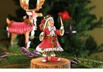 Patience Brewster Krinkles Donna's Light Elf Ornament