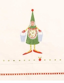 Patience Brewster Krinkles Maid A Milking Tea Towel