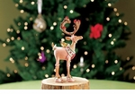 Patience Brewster Krinkles Mini Cupid Ornament