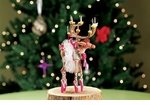 Patience Brewster Krinkles Mini Dancer Ornament