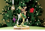 Patience Brewster Krinkles Mini Prancer Ornament