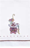 Patience Brewster Sugar Plum Fairy Tea Towel