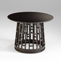 Paulo Iron Foyer Table by Cyan Design