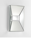 Pentallica Rectangle Mirror by Cyan Design