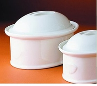 Pillivuyt French Porcelain Casseroles, Terrines & Lion's Head Tureens