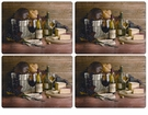 Pimpernel Artisanal Wine Placemats Set of 4