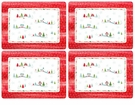 Pimpernel Christmas Wish Placemats Set of 4