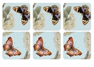 Pimpernel Endless Summer Coasters Set of 6