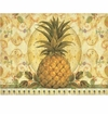 "Pimpernel Golden Pineapple 16"" x 12"" Placemats (Set of 4)"