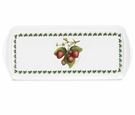 "Pimpernel Pomona 14.5"" x 6.25"" Sandwich Tray - Strawberry"