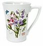 Portmeirion Botanic Garden 12 Ounce Mandarin Mugs (Assorted Set of 6)