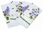 "Portmeirion Botanic Garden 18"" Cotton Napkins (Set of 4)"