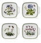 "Portmeirion Botanic Garden 7.25"" Canape Dishes (4)"
